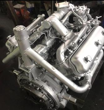 Двигатель ЯМЗ-236 (Вал номинал)