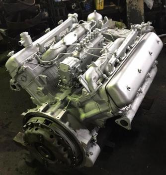 Двигатель ЯМЗ-238 (Вал номинал)