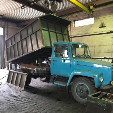 АгроТехника - ремонт грузовых автомобилей | Грузовой автомобиль 3