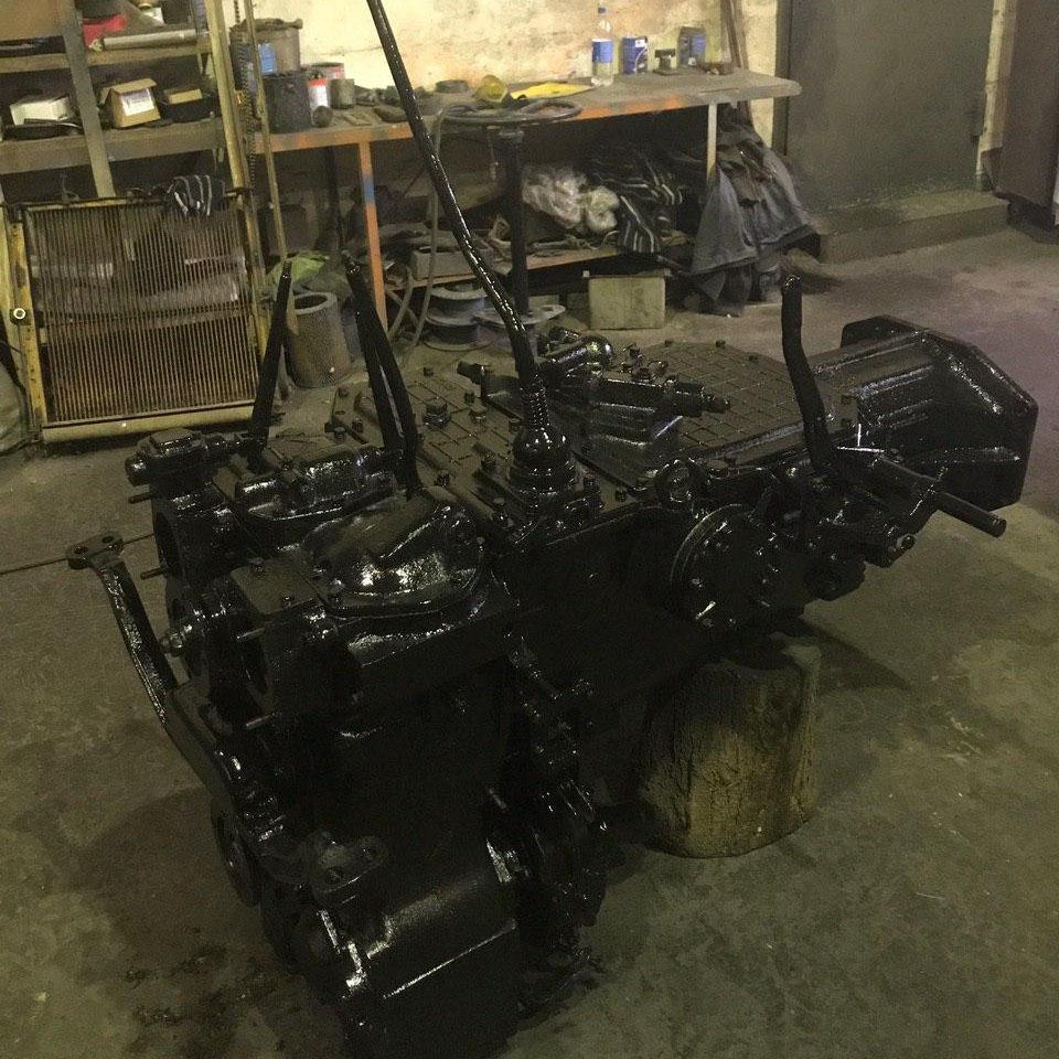 АгроТехника - ремонт коробки передач Т-150, КАМАЗ, МАЗ | Коробка переключения передач 2