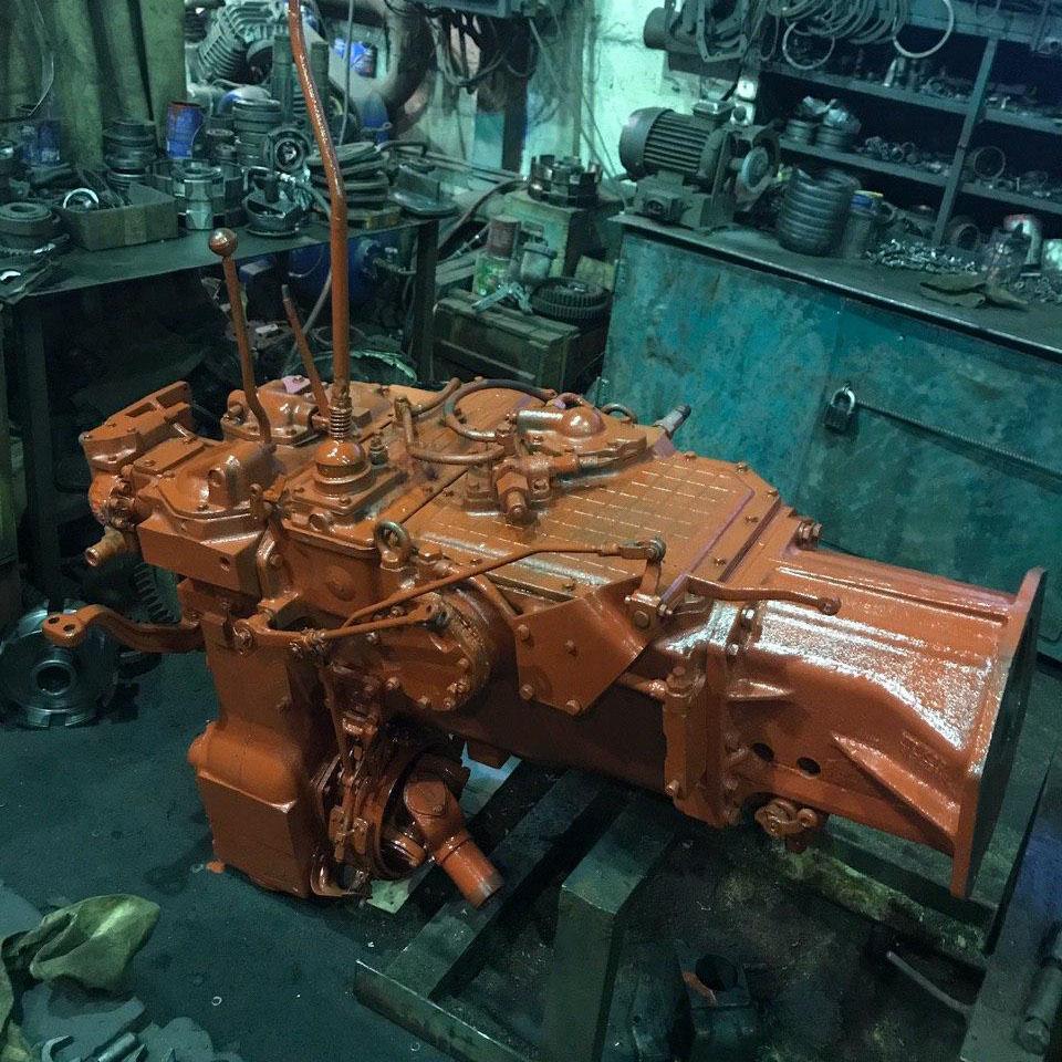 АгроТехника - ремонт коробки передач Т-150, КАМАЗ, МАЗ | Коробка переключения передач 3