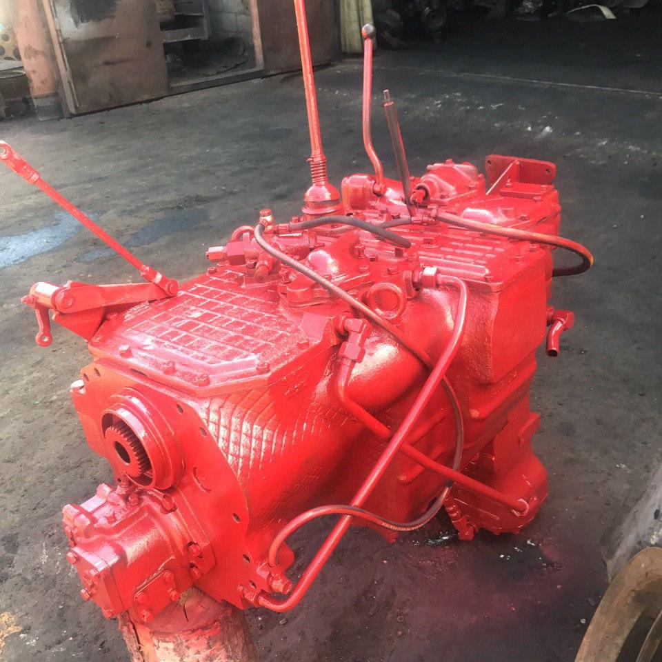 АгроТехника - ремонт коробки передач Т-150, КАМАЗ, МАЗ | Коробка переключения передач 4