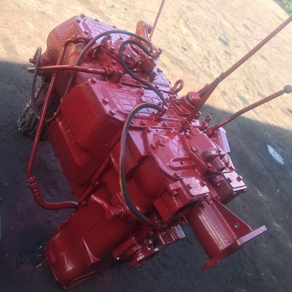 АгроТехника - ремонт коробки передач Т-150, КАМАЗ, МАЗ | Коробка переключения передач 5