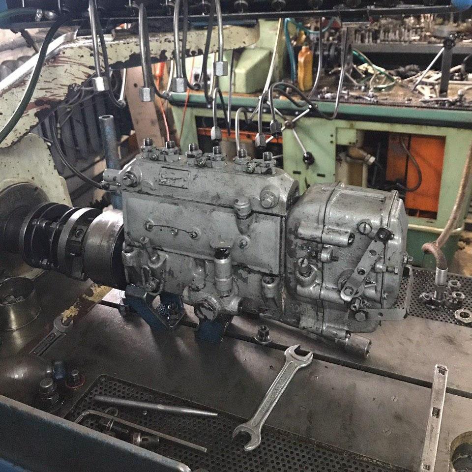 АгроТехника -  ремонт топливной аппаратуры 2