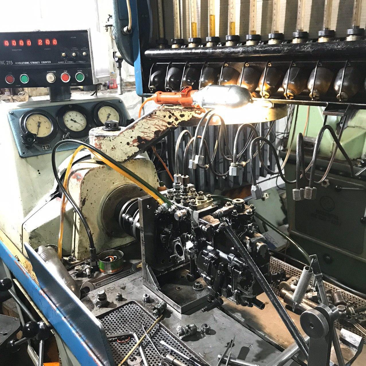 АгроТехника -  ремонт топливной аппаратуры 3