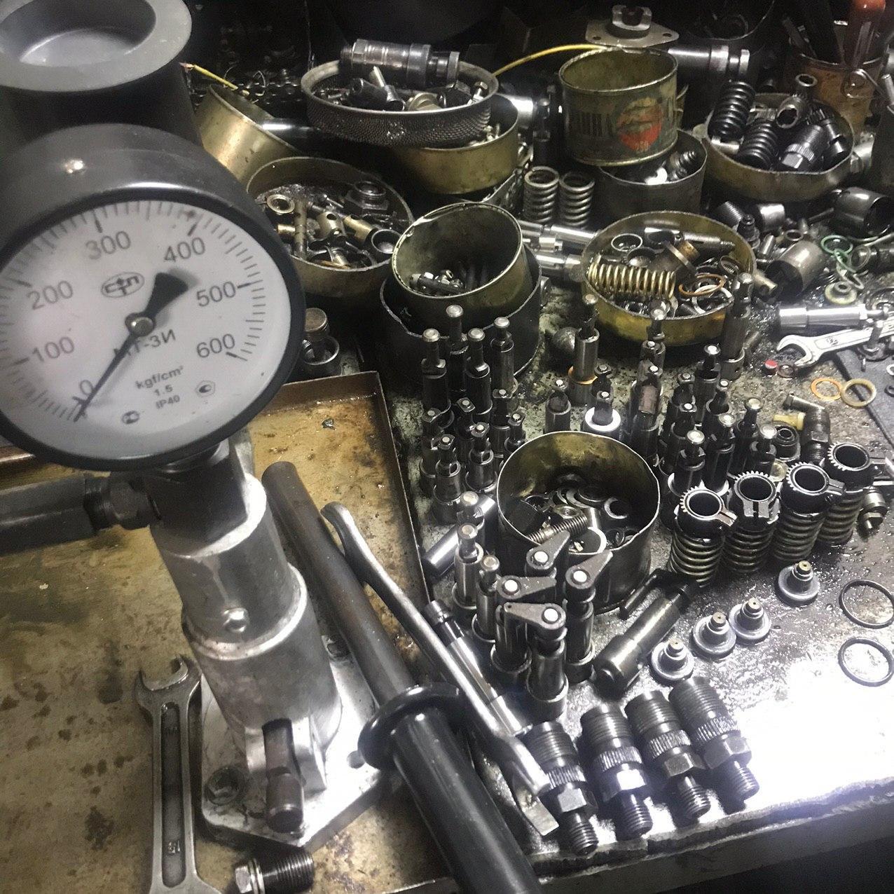 АгроТехника -  ремонт топливной аппаратуры 5