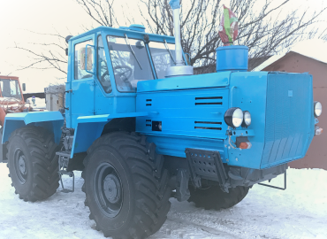 Капитальный ремонт тракторов